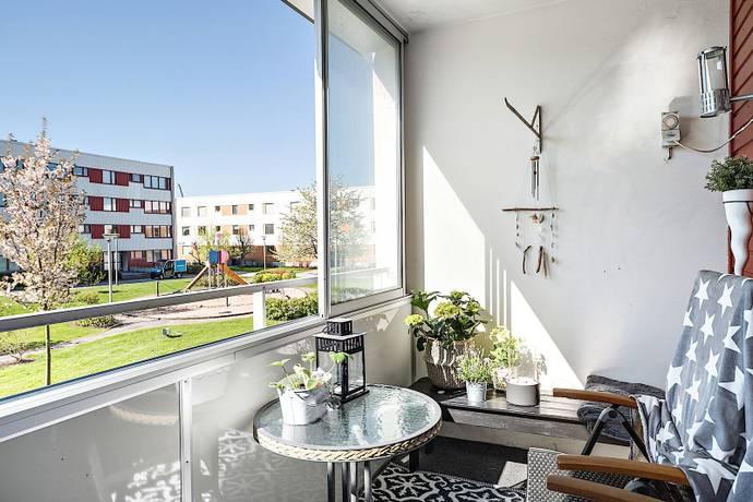 Bild: 3 rum bostadsrätt på Bäckebolsängen 20, Göteborgs kommun Hisings Backa