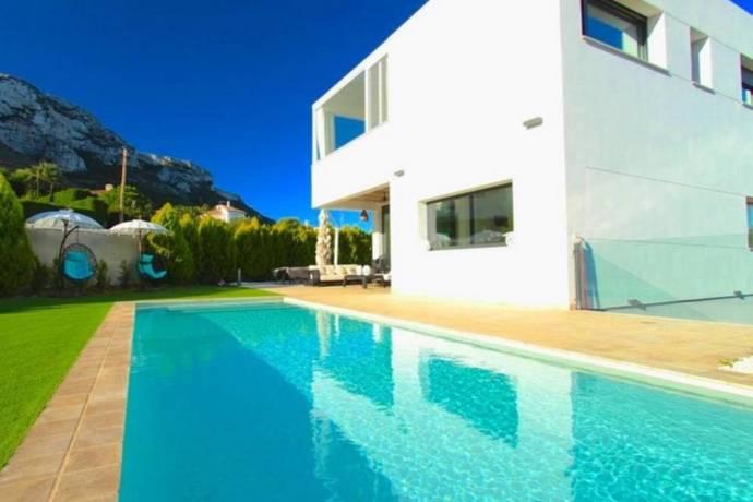 Bild: 6 rum villa på Denia, Spanien