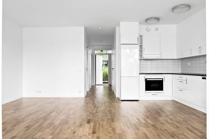 Bild: 2 rum bostadsrätt på Nyhemsgatan 16, Halmstads kommun Centralt - Öster