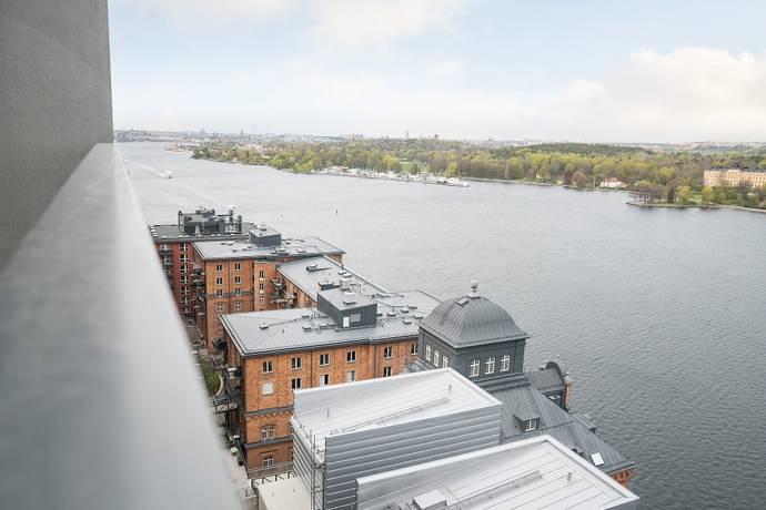 Bild: 3 rum bostadsrätt på Siloplatsen 4, 11 tr, Nacka kommun Kvarnholmen
