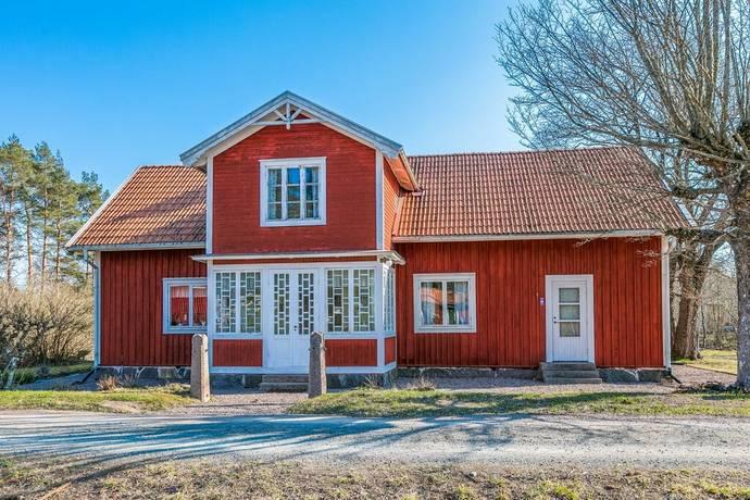 Bild: 9 rum villa på Möckhult 9, Oskarshamns kommun Oskarshamn