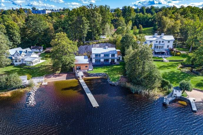 Bild: 4 rum villa på Lyckebovägen 56, Borås kommun Sjömarken