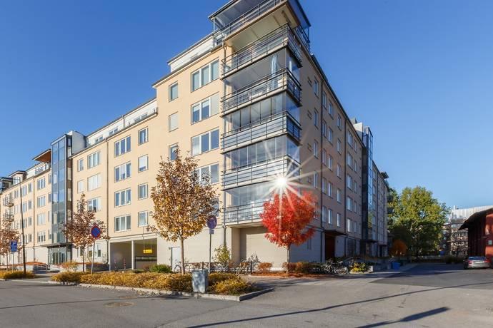 Bild: 1 rum bostadsrätt på Islandsgatan 10, Uppsala kommun Kungsängen