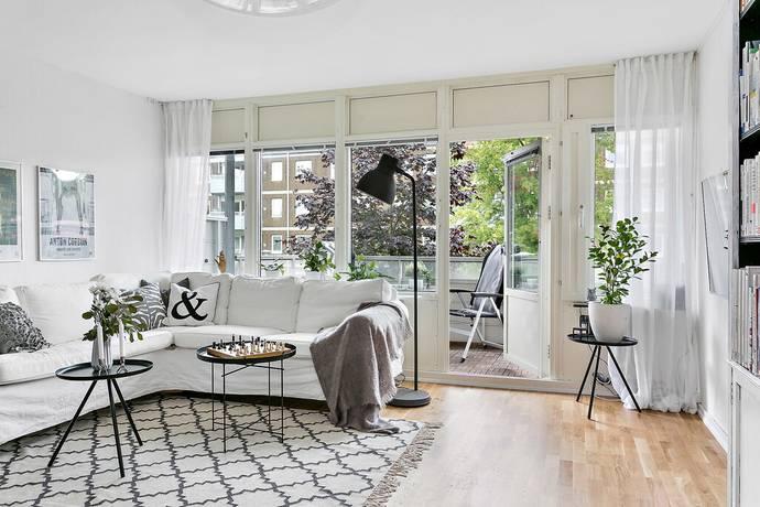Bild: 2 rum bostadsrätt på Kvadrantgatan 40, Göteborgs kommun Bergsjön