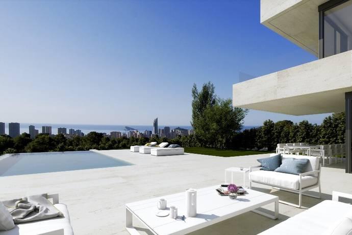Bild: 5 rum villa på Villa i Benidorm, Alicante, Spanien Benidorm