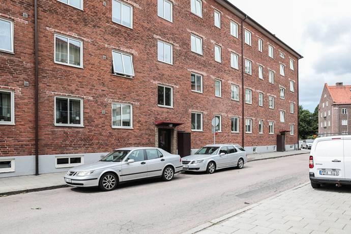 Bild: 1 rum bostadsrätt på Visitörsgatan 8, Helsingborgs kommun
