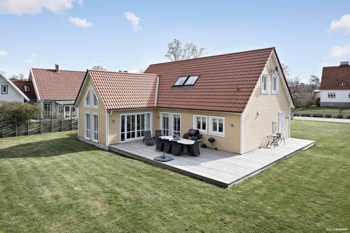 Bild: 7 rum villa på Vintervägen 11, Ängelholms kommun Havsbaden