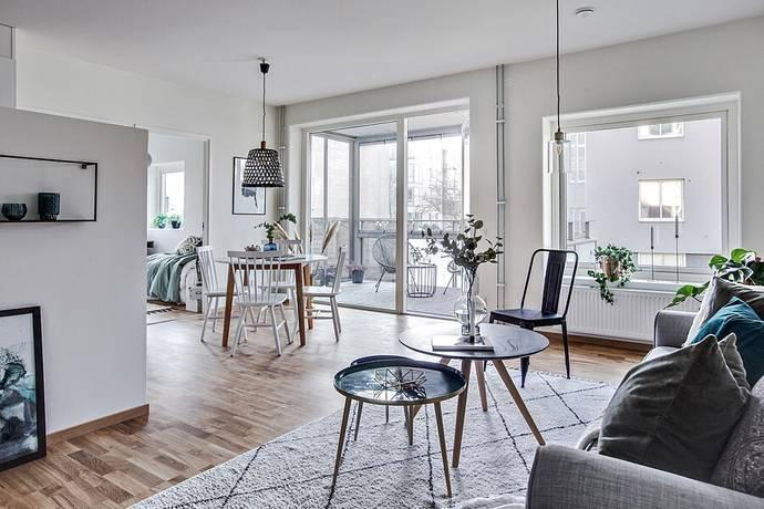 Bild: 3 rum bostadsrätt på Ringvägen 10, Falkenbergs kommun Falkenberg - centrum