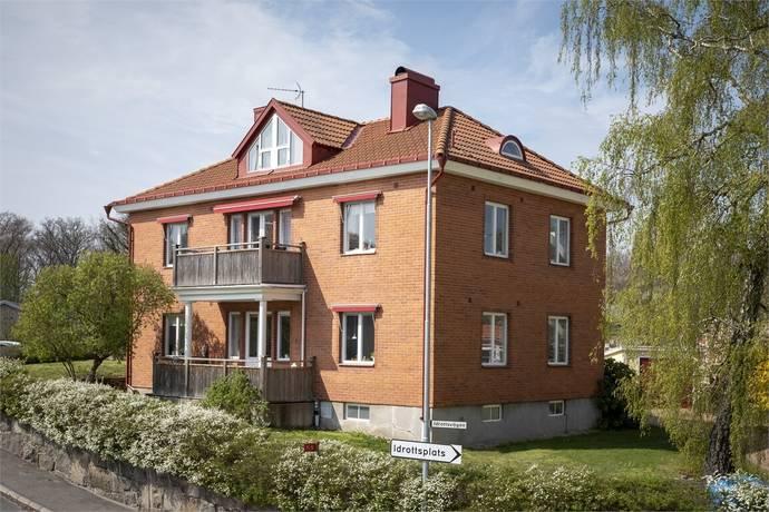 Bild: 8 rum villa på Idrottsvägen 7, Karlskrona kommun Bergåsa
