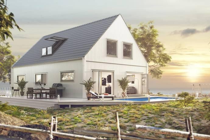 Bild: 163 m² villa på Korallvägen 21, Ronneby kommun Ekenäs