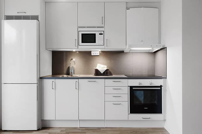Bild: 1 rum bostadsrätt på Tingstorget 1, 2 tr, Botkyrka kommun Alby
