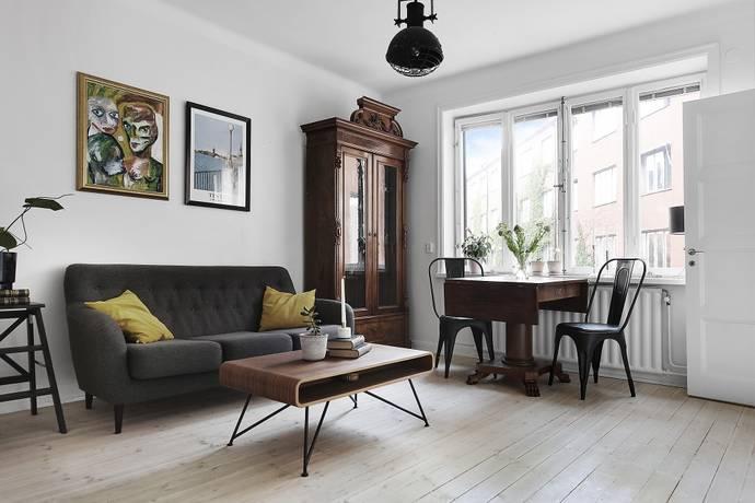 Bild: 2 rum bostadsrätt på Alströmergatan 32R, Stockholms kommun Kungsholmen