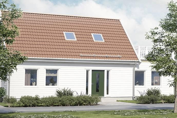 Bild: 4 rum villa på Blossavägen 13, Höganäs kommun Arild