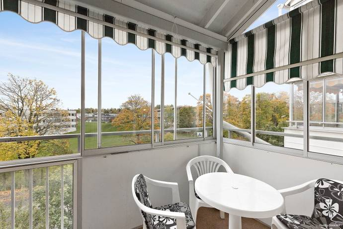 Bild: 2 rum bostadsrätt på Engelbrekts Väg  73B, Sollentuna kommun Tureberg