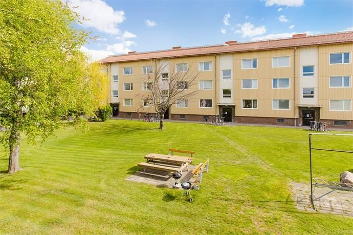 Bild: 1,5 rum bostadsrätt på Storgatan 25C, 1 vån, Motala kommun Borgmästareområdet