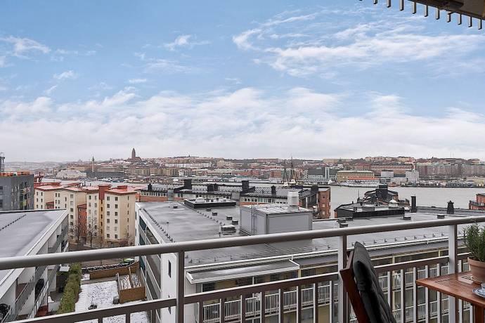 Bild: 2 rum bostadsrätt på Bratteråsbacken 35, Göteborgs kommun Eriksberg
