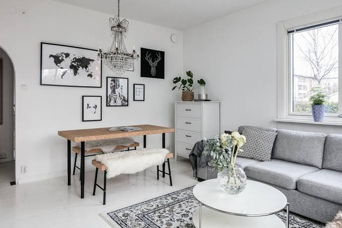 Bild: 2 rum bostadsrätt på Wennerbergsgatan 6A, Växjö kommun Söder