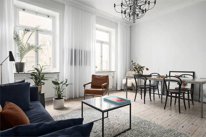 Bild: 2 rum bostadsrätt på Roslagsgatan 23B, ö.g, Stockholms kommun Vasastan - Sibirien
