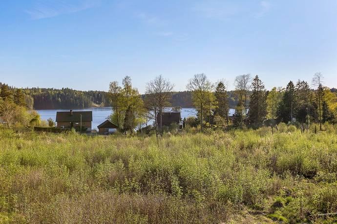 Bild: tomt på Sjölanda nr 10, Trollhättans kommun Sjölanda