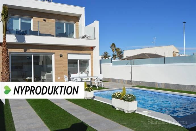 Bild: 4 rum villa på Välbyggda villor i etablerad spansk småstad, Spanien Torrevieja Söder - Pilar de la Horadada