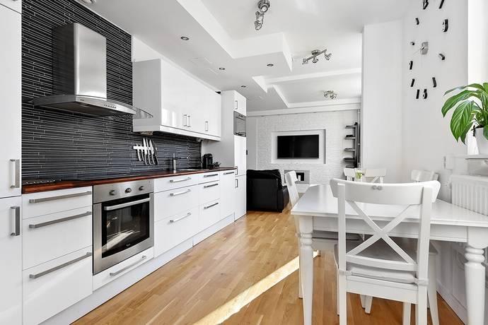 Bild: 3 rum bostadsrätt på Nybohovsbacken 85, Stockholms kommun Liljeholmen