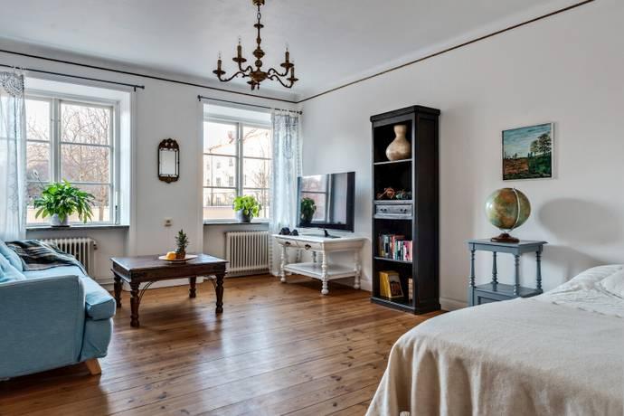 Bild: 1 rum bostadsrätt på Väderkvarnsgatan 46A, Uppsala kommun Fålhagen