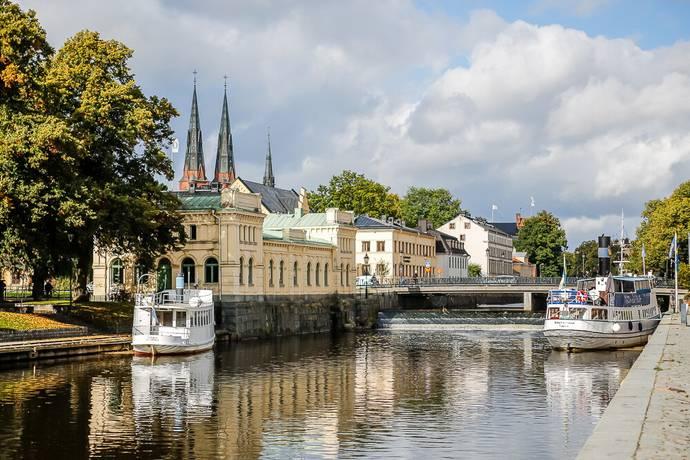 Bild: 2 rum bostadsrätt på Östra Ågatan 73B, Uppsala kommun Centrum