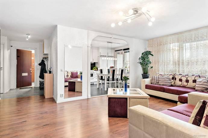 Bild: 4 rum bostadsrätt på Kotkagatan 15, Stockholms kommun Akalla