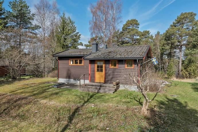 Bild: 3 rum fritidshus på Rosättravägen 77, Norrtälje kommun