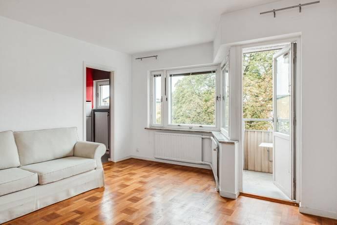 Bild: 1 rum bostadsrätt på Jägersrovägen 16 A, Malmö kommun Hindby