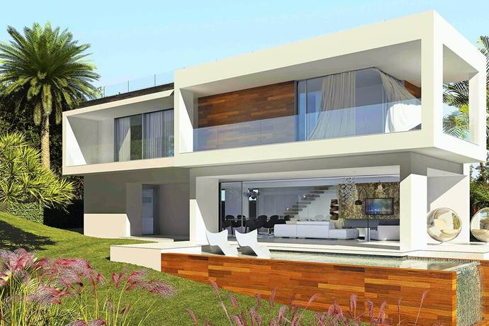 Bild: 5 rum villa på 20 otroligt fina nyproduktions villor i Atalaya, Spanien Marbella - Atalaya