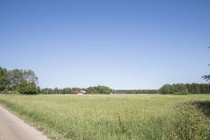 Bild: tomt på Bysingsberg 15, Västerås kommun