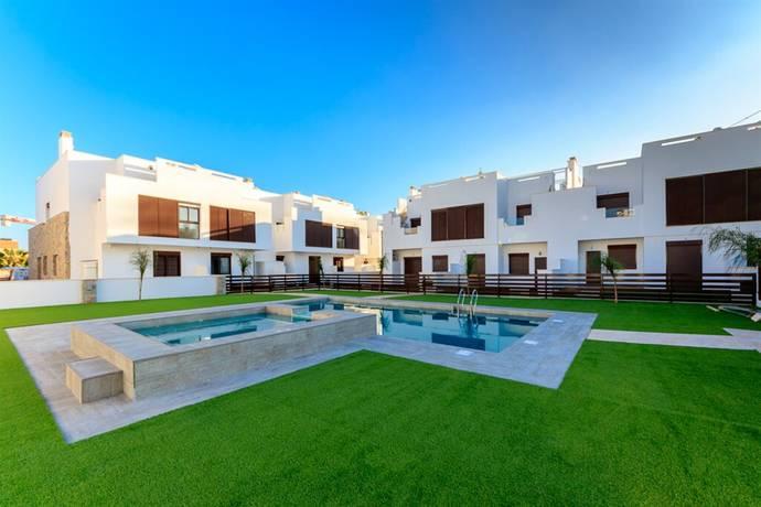 Bild: 4 rum bostadsrätt på Bahia Homes Bungalow, 4 rum m trädgård, Spanien Costa Blanca