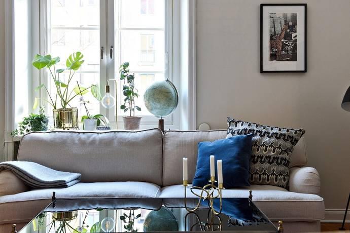 Bild: 2,5 rum bostadsrätt på Sankt Eriksgatan 85A, Stockholms kommun Vasastan