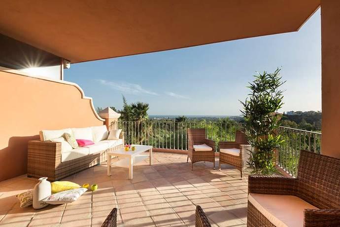 Bild: 4 rum bostadsrätt på Nya, modeerna lägenheter med utsikt i Monte Halcones!, Spanien Marbella - Benahavis