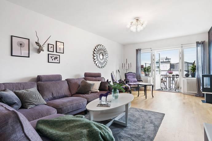 Bild: 4 rum bostadsrätt på S:t Peders Gata 15, Helsingborgs kommun Olympia