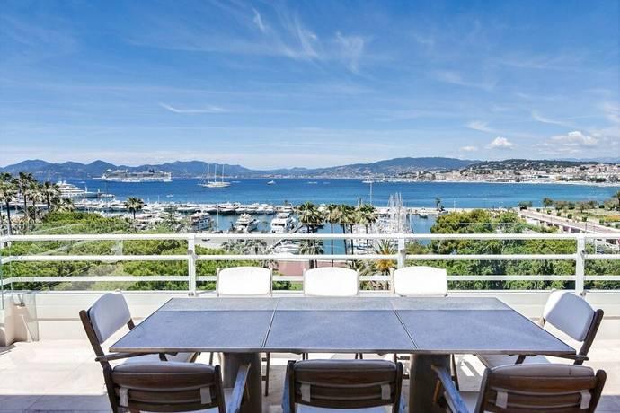 Bild: 5 rum bostadsrätt på Cannes, Frankrike Franska Rivieran