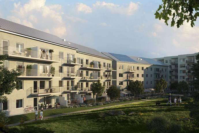 Bild: 3 rum bostadsrätt på Kärrtorpsvägen 24, Stockholms kommun Kärrtorp / Enskede