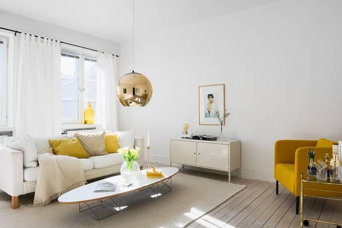 Bild: 2 rum bostadsrätt på Ehrensvärdsgatan 18, Malmö kommun Rörsjöstaden