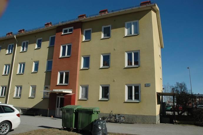 Bild: 1 rum bostadsrätt på Läroverksgatan 43A, Bollnäs kommun