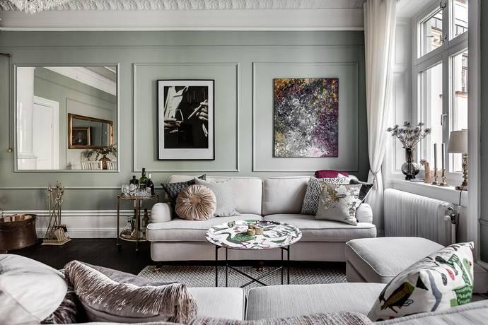 Bild: 2 rum bostadsrätt på Grevgatan 4A, Stockholms kommun Östermalm