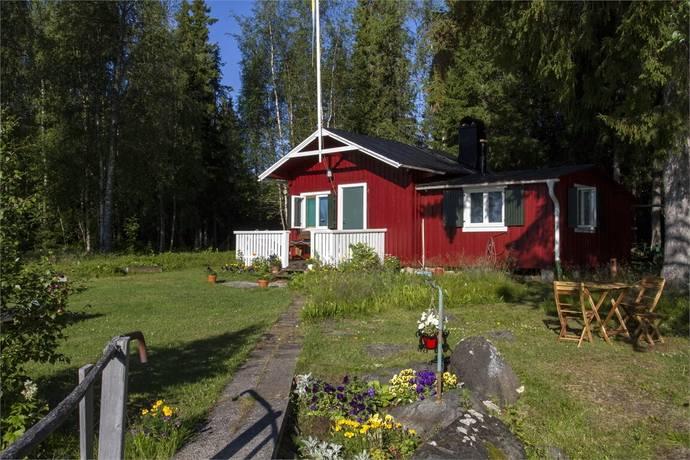 Bild: 2 rum fritidshus på Marahamnsvägen 155, Kalix kommun Nyborgs skärgård