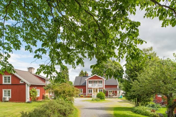Bild: 203 m² villa på Bettna-Löta Löta Gård, Flens kommun Bettna