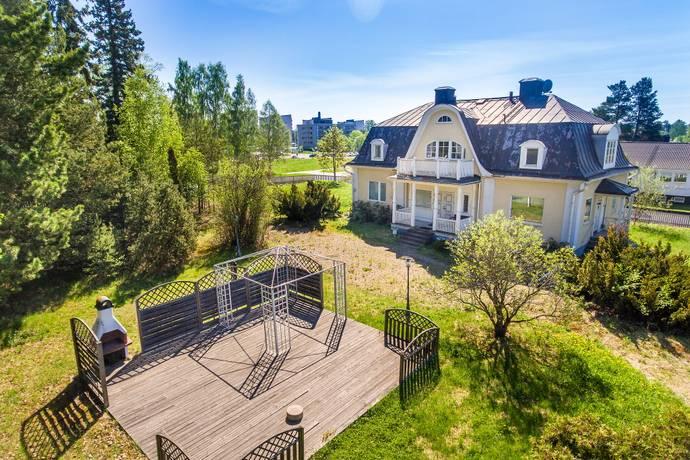 Bild: 7 rum villa på Framnäsvägen 23, Bollnäs kommun Centralt