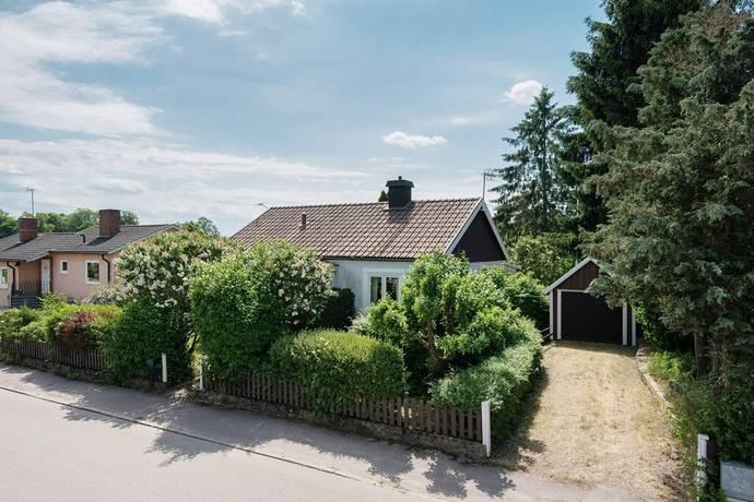 Bild: 3 rum villa på Nunnestigen 25, Mjölby kommun Skänninge, Västra Lund