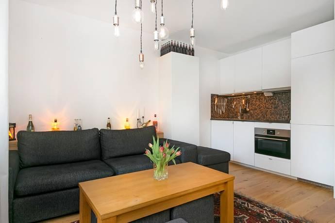 Bild: 2 rum bostadsrätt på Rekylgatan 6, Västerås kommun Haga