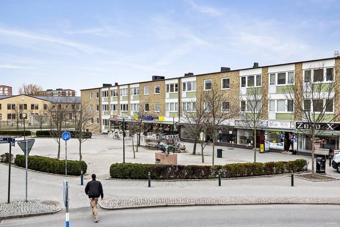Bild: 1 rum bostadsrätt på Almtorget 1, Malmö kommun Almhög