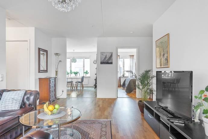 Bild: 3 rum bostadsrätt på Pålgatan 16, Uppsala kommun Luthagen/Stabby