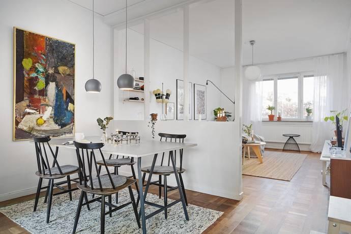 Bild: 2 rum bostadsrätt på Manhemsgatan 9, Stockholms kommun Aspudden