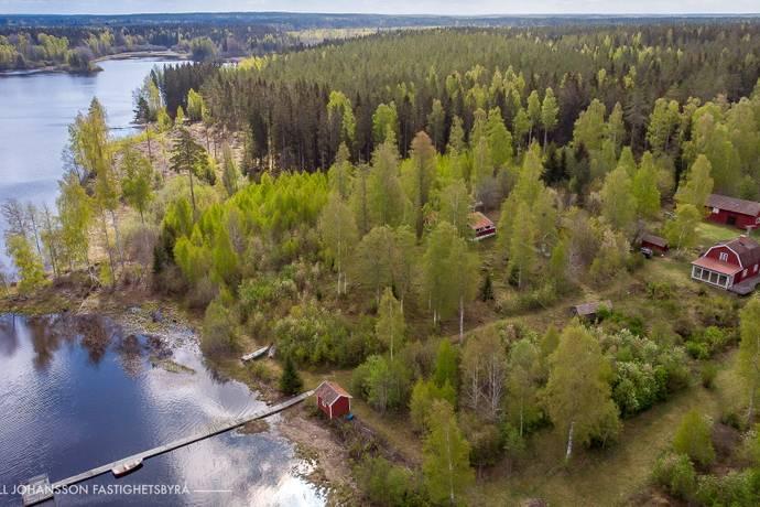 Bild: 4 rum villa på Visseverka 124, Heby kommun